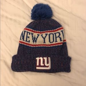 New Era New York Giants winter beanie